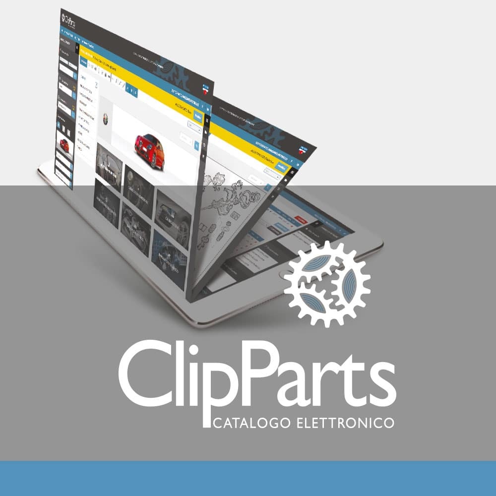 ClipParts catalogo elettronico